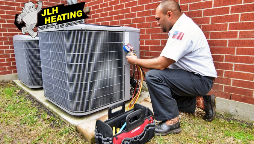 JLH - air conditioning repair