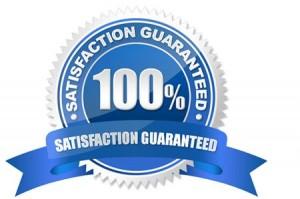 100 satifaction