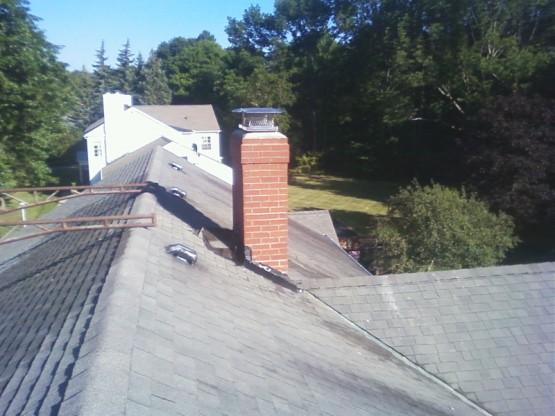 chimney relining DONE